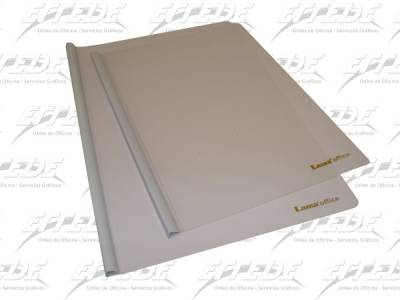 CARPETA PVC C/VAINA CRISTAL OF LAMA