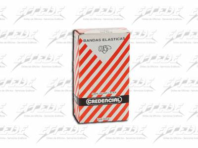 BANDAS ELAST CREDENCIAL CJ X  500/ 40