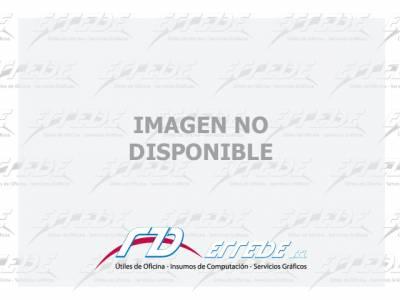 BIBLIORATO L/TELA REGISTRADOR CAR/A4
